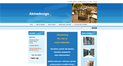 Preview of akmadesign.cz